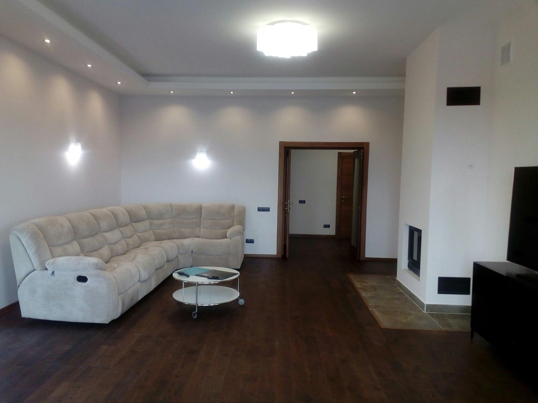 Ремонт по ключ 2-х комнатная квартира в г Красногорск за